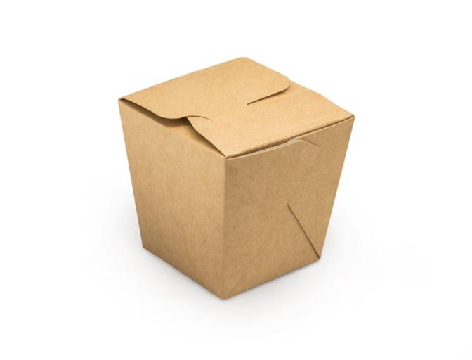 Бумажная упаковка для ВОК