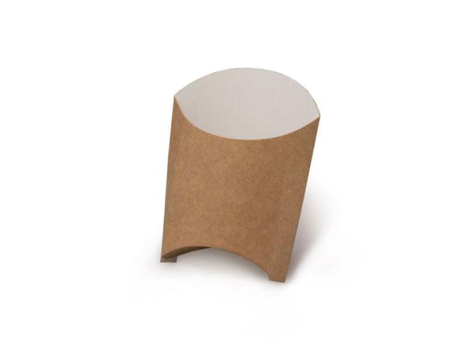 Бумажная упаковка для картофеля фри
