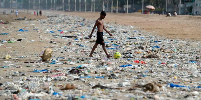 Борьба с пластиком и пакетами в странах третьего мира