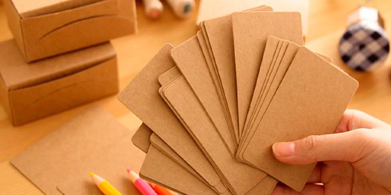плюсы и минусы крафт бумаги
