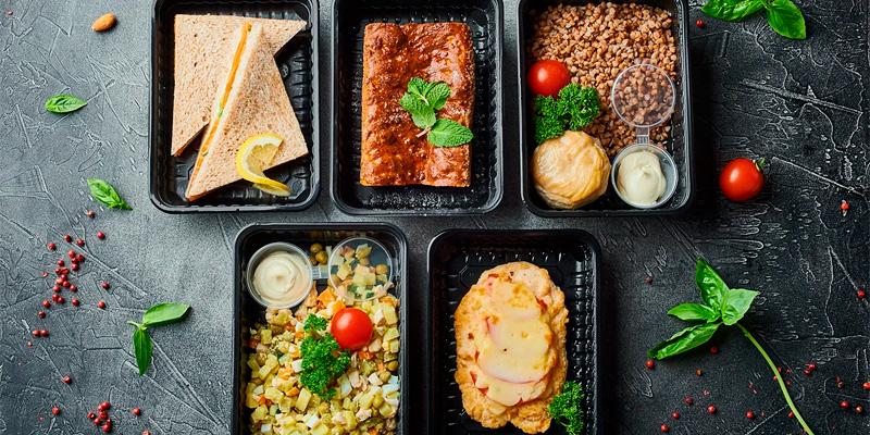 Доставка еды— современный перспективный бизнес