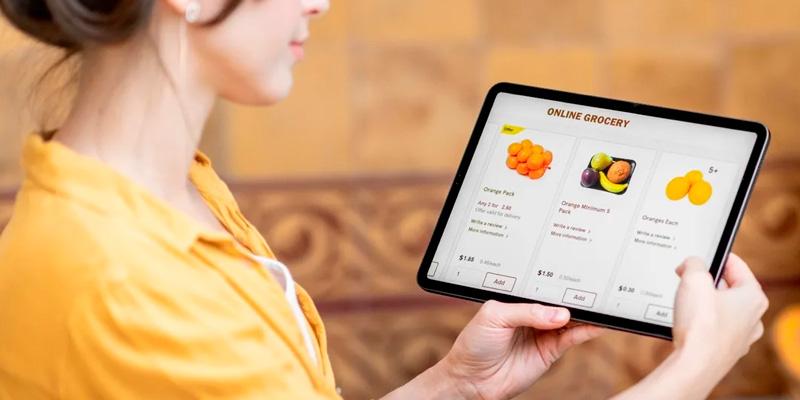 Онлайн-маркетинг доставки еды